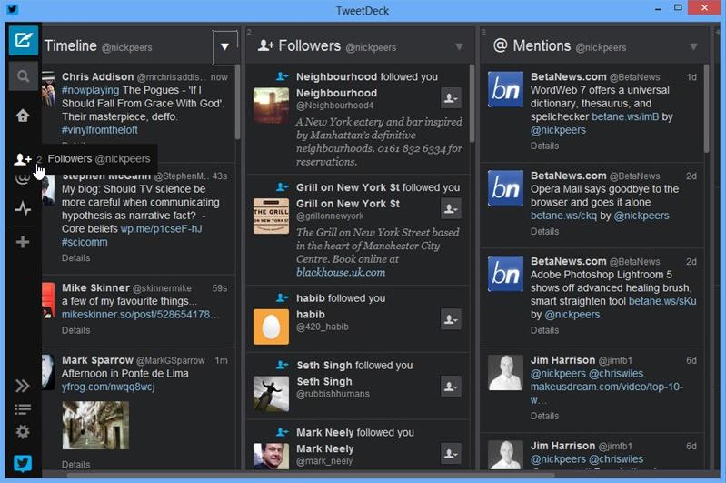 Twitter Suspends 'TweetDeck' After App Is Hacked « CBS Los Angeles