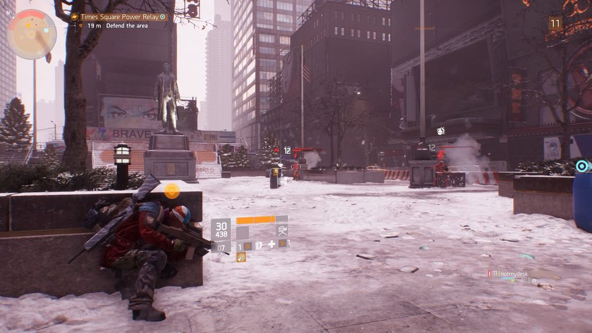 The Division Review (5)